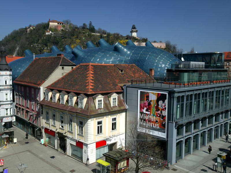 Graz Sanat Müzesi