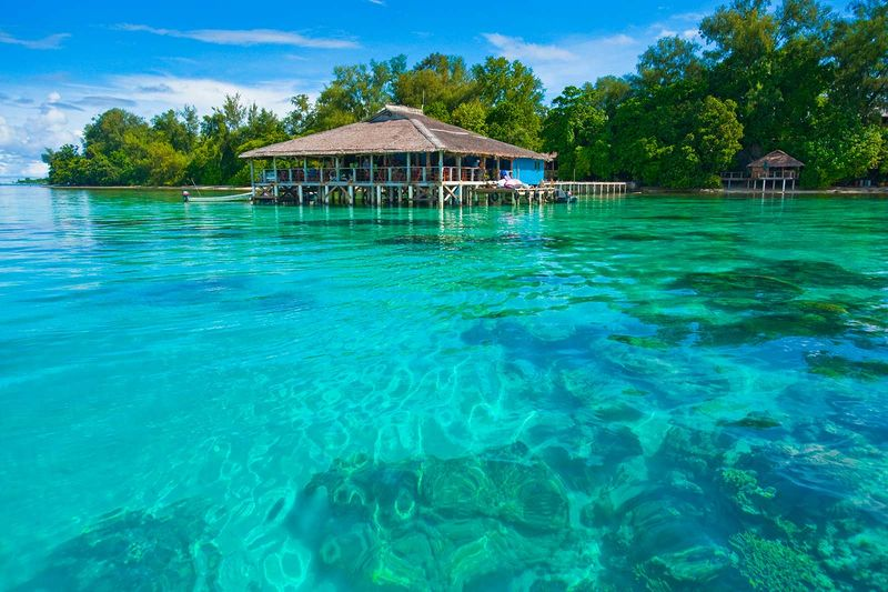 Koronavirüs olmayan yerler Solomon Adaları
