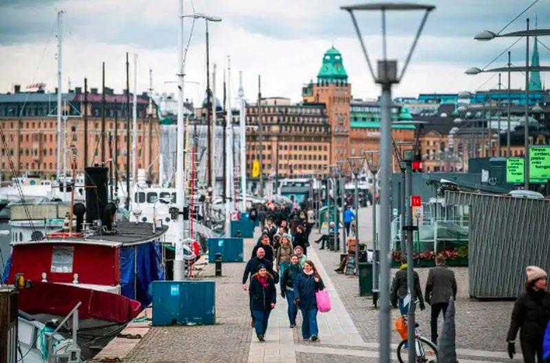 İsveç Koronavirüs Önlemleri