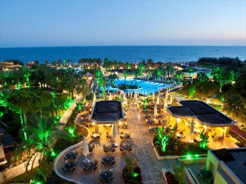 Kendi Plajı Olan Oteller Tat Beach Golf Resort