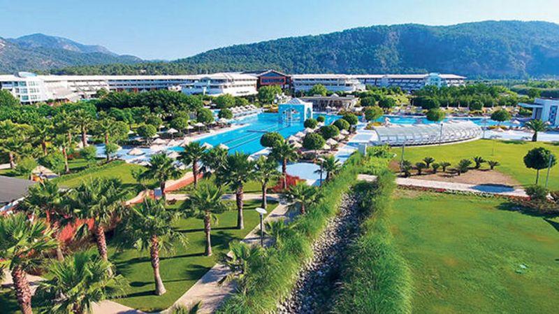 Kendi Plajı Olan Oteller Hilton Dalaman