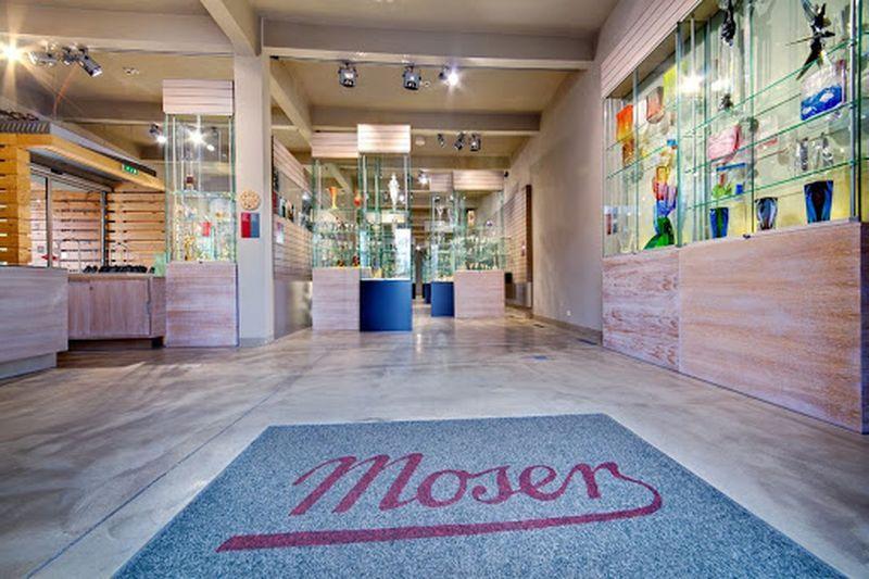 Karlovy Vary moser cam müzesi