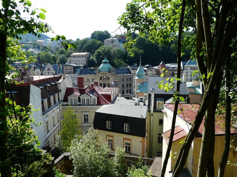 Karlovy Vary gezi