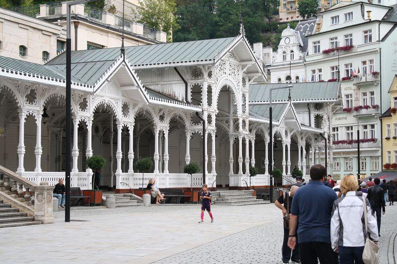 Karlovy Vary Pazar Yeri