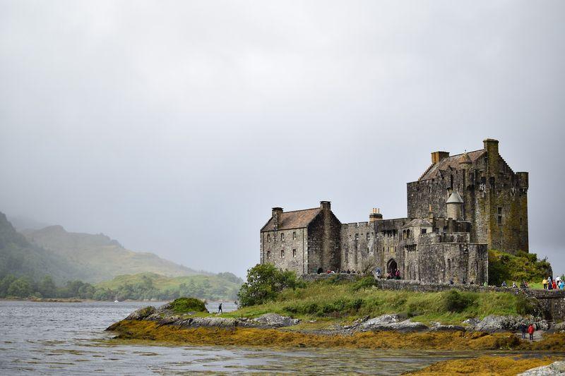 İskoçya fotoğraf gezisi