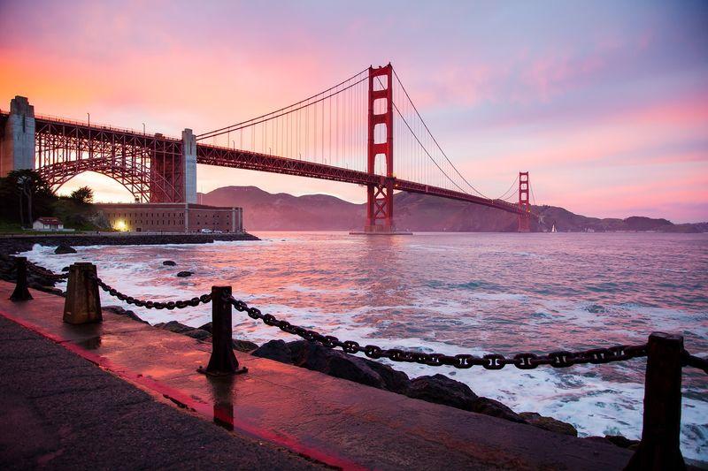 Fotoğraf seyahati Golden Gate