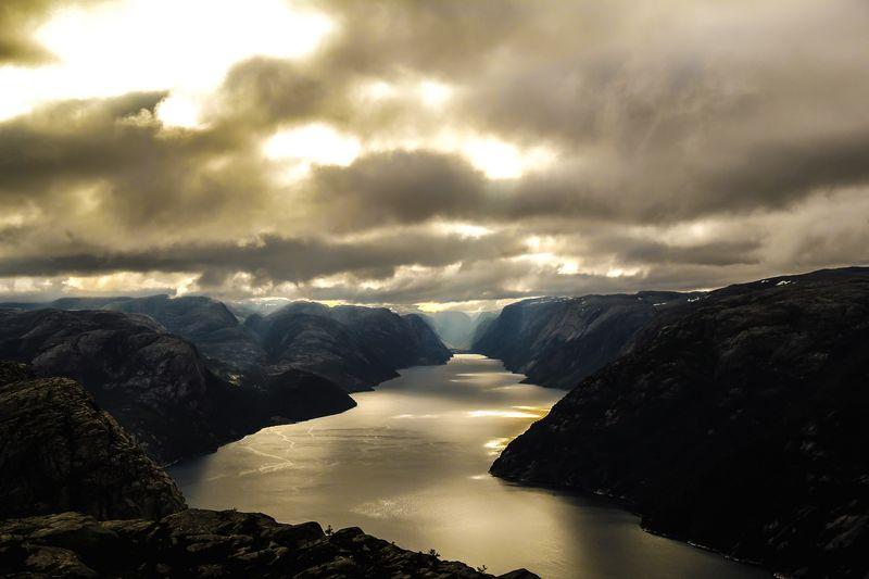 Fotoğraf Seyahati Norveç
