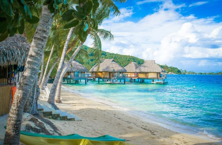 Bora Bora gezileri