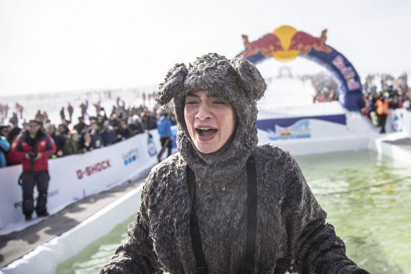 Red Bull Kar Havuzu etkinlikleri