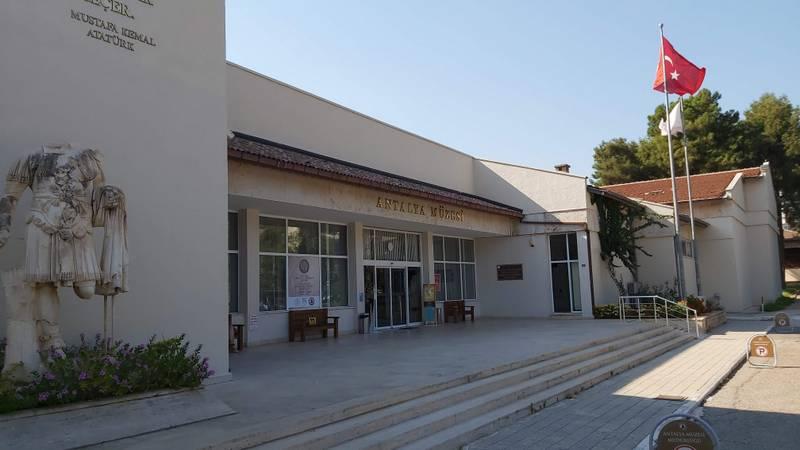 Antalya Müzesi Plancia Magna