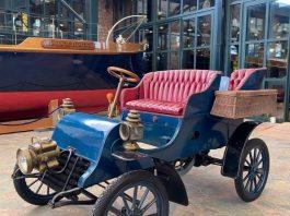 Rahmi Koç Müzesi Cadillac