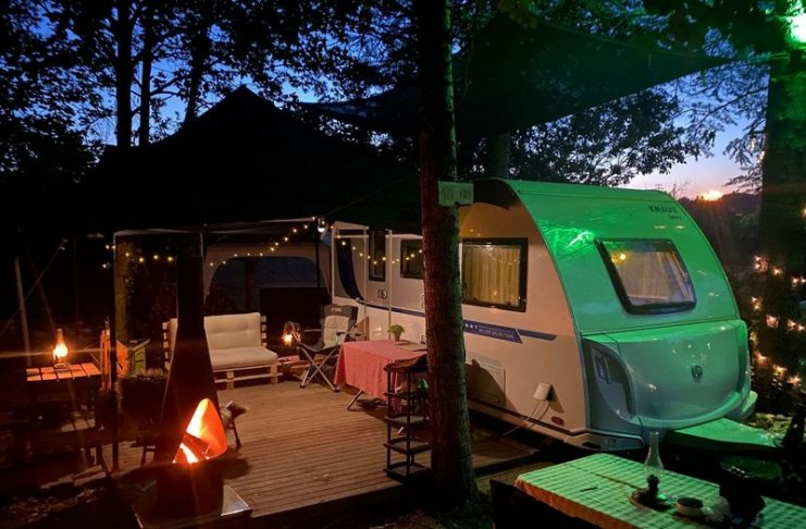 karavan park kamp yerleri