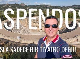 Aspendos gezisi videosu
