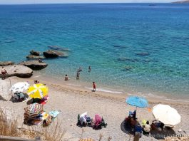 Akçabük plajı